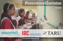 Sanitation accelerator India