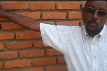 Screenshot of the video on sanitation as a business in Malawi