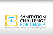 Sanitation Challenge for Ghana logo
