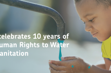 Human Right to Water and Sanitation