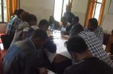 Capacity building by SNV