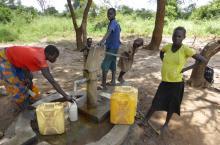 South Sudan, Jo Smet