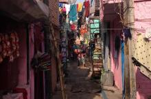 Street in India