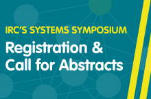 Registration and call for abstracts banner