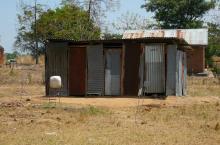 Toilettes en Afrique