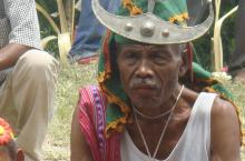 Image of traditional keeper of the word timor leste
