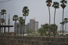 Urban area in Asia