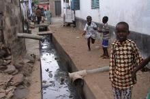Urban sanitation Ghana