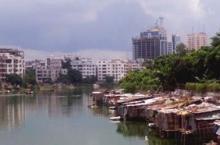 Urban sanitation. Source SuSanA Forum