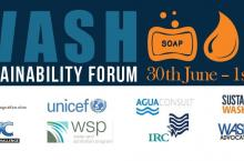 WASH Sustainability Forum