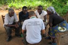 WASHCost Mozambique. Photo: Jeske Verhoeven/IRC
