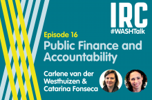 WASHTalk 16: Public Finance and Accountability