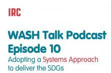 WASH Talk Episode 10