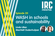 WASH Talk episode 20 on WASH in Schools