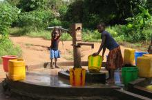 Water Services that Last Mozambique