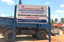 Mid-Western Umbrella of Water and Sanitation (MWUWS), Uganda