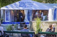 SIWI World Water Week at Stockholm tent