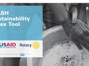 WASH Sustainability Index Tool