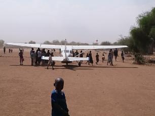 South Sudan, by Ryan Schweitzer