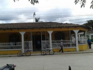 Marcala town hall