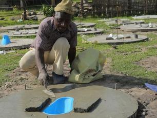 Man in Ethiopia