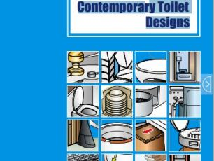 Cover of the book A collection of Contemporary Toilet Design