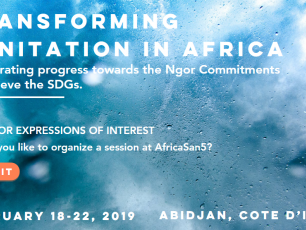 AfricaSan5 call for EOI