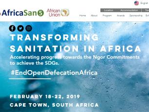 AfricaSan5 webpage image