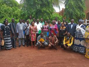 Unicef et IRC forment 35 députés et assistants parlementaires en genre et AFDH