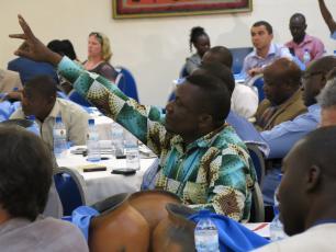 Atelier Ouagadougou avril 2014