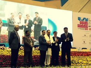 BRAC receives Hall of Fame Award at 2015 World Toilet Summit India