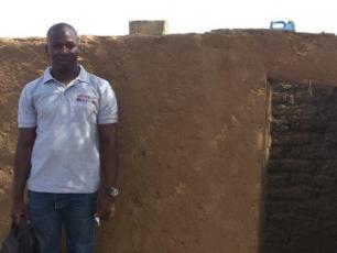 Field visit, Gnagna, Burkina Faso