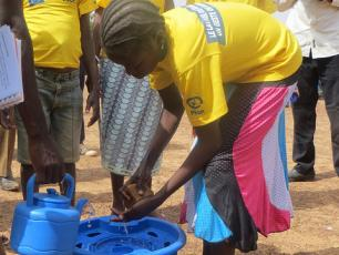The West Africa Water Supply, Sanitation and Hygiene (WA-WASH) :: IRC