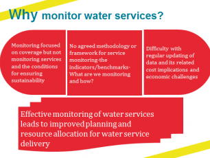 why monitor services