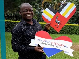 Martin Watsisi - IRC WASH expert in Uganda