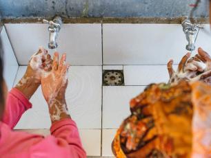 Guatemala handwashing
