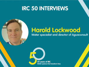 Harold Lockwood - IRC 50 interview