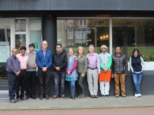 IHUWASH Exposure Visit participants