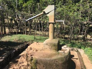 Handpump in Ethiopia