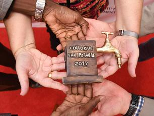 Award for the colloque national