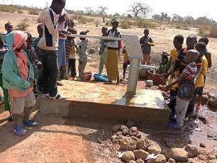 PMH dans la commune de Ouodolo (M.Kane, IRC Mali)