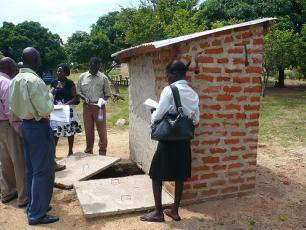Monitoring water, sanitation and hygiene services