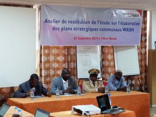 IRC et World vision déroulent, lors d'un atelier national, leur programme conjoint dans trois communes maliennes.