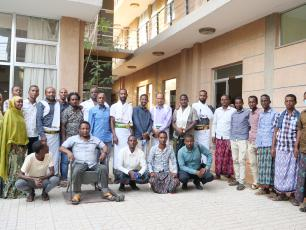 Participants of the document dissemination
