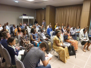 Participants at the 7th Rural Water Supply Forum