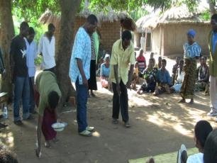 Natural leaders in Malawi