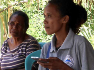 RapidWASH data collection in Timor-Leste