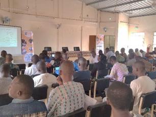 La commune de Banfora a fait, le 30 juillet 2019, une revue à mi-parcours de ses projets et programmes d'eau et d'assainissement