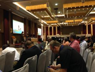 7th RWSN Forum, Abidjan