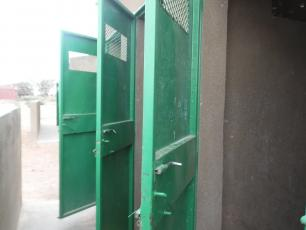 Toilettes à Burkina Faso